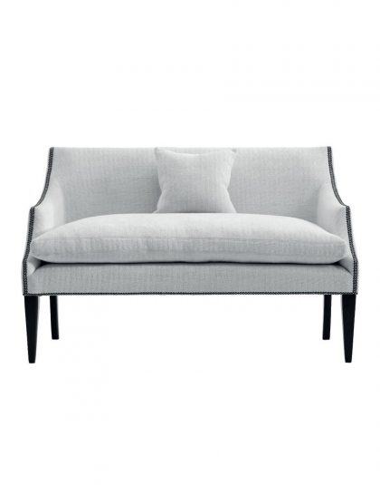 Andrew Martin Leto Sofa. Height (cm) 105 Width (cm) 140 Depth (cm) 75 Seat Height (cm) 55 Arm Height (cm) 67 Can Be Upholstered Yes
