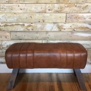 pummel bench seat