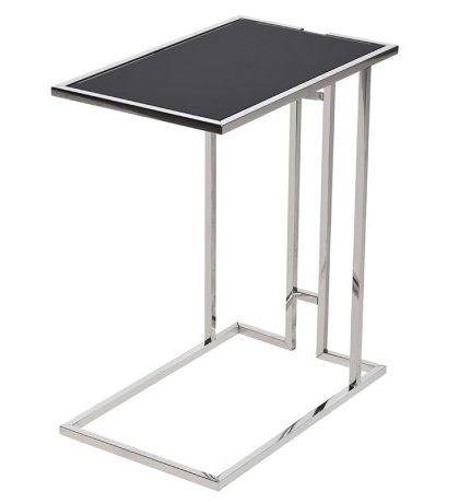 Den Glass Side Table