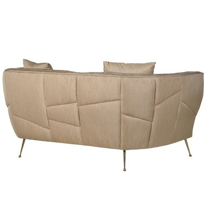 Den Golden Brown 2 Seater