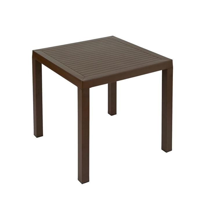 Melbourne Square Table Den Living
