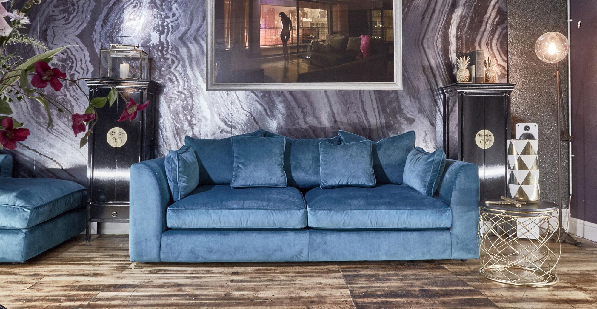 Den Living Sofa