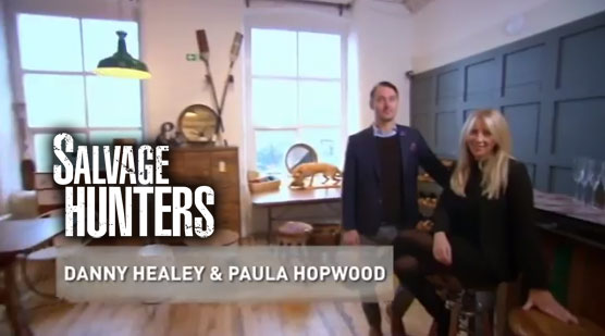 Salvage Hunters @ Den