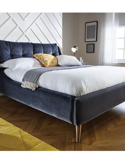 The Ralph Den Bed, is an outstanding model which combines the very best of individuality in design and style, whilst still offering superior comfort.