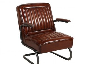 The Pullman Chair has a Bold shape, delivering a chair that is ideal for that perfect living room setting. In addition, it is also incredibly comfortable.