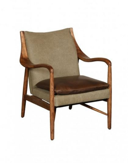 The Salisbury Leisure Chair has a sleek shape, delivering a chair that is ideal for any setting. In addition to it is also incredibly comfortable.
