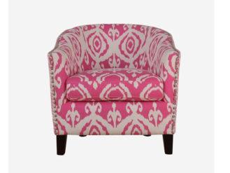Andrew Martin - Aurelia Chair Product Height:74 (cm) Product Width:75 (cm) Product Depth: 82 (cm) Seat Height:48 (cm) Arm Height:60 (cm)