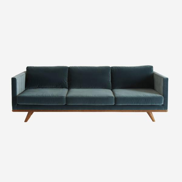 Andrew Martin - Westwood Sofa. Product Height: 78 (cm) Product Width:208 (cm) Product Depth:89 (cm) Seat Height:40 (cm) Arm Height:64.5 (cm) Weight:49 (kg)