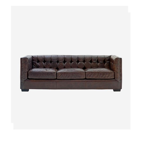 Andrew Martin Armstrong Sofa. Product Height:70 (cm) Product Width:215 (cm) Product Depth:90 (cm) Seat Height:49 (cm) Arm Height:70 (cm) Weight:63 (kg)