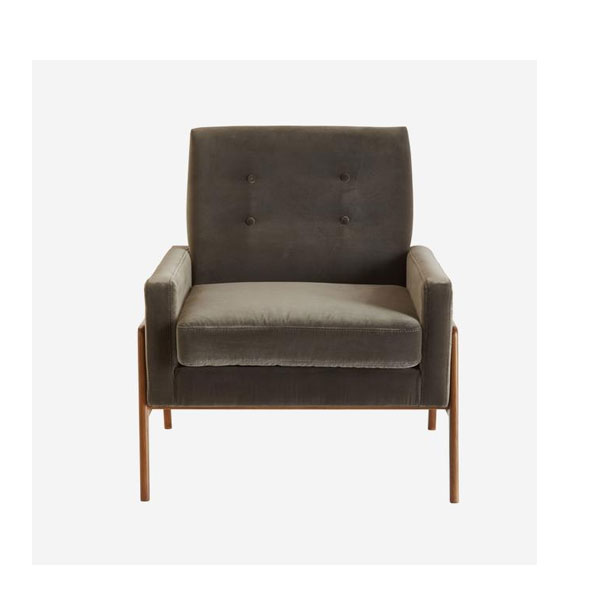 Andrew Martin Jagger Chair Concrete.Product Height: 80 (cm)Product Width: 72 (cm)Product Depth: 63 (cm)Seat Height: 48 (cm)Arm Height: 62 (cm)Weight: 19(kg)