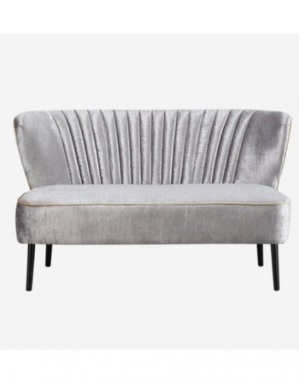 Andrew Martin - Peggy Sofa. Product Height:73.5 (cm) Product Width:129 (cm) Product Depth:75 (cm) Seat Height:45 (cm) Weight:14.3 (kg)