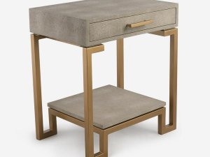 Andrew Martin: Flex Side Table. Perfect in any Living or Bedroom setting. Product Height:60 (cm) Product Width:52 (cm) Product Depth: 40 (cm) Weight:13 (kg)
