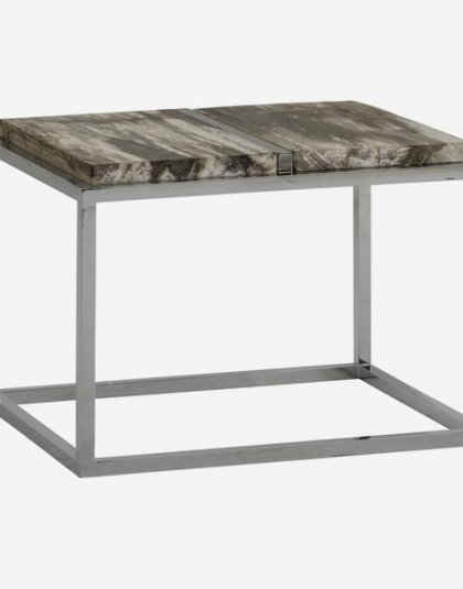 Andrew Martin: Peter Side Table. Perfect for any setting. Product Height:40 (cm) Product Width:55 (cm) Product Depth:45 (cm)