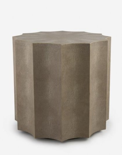 Andrew Martin: Pompeii Side Table. Perfect for the Living room. Product Height: 53.5 (cm) Product Width:56 (cm )Product Depth:56 (cm) Weight: 6 (kg)