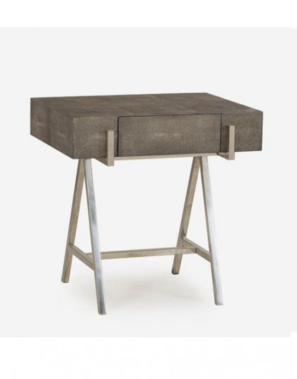Andrew Martin Sampson Side Table. Perfect in any setting. Product Height: 61 (cm) Product Width: 61 (cm) Product Depth:46 (cm) Weight: 17 (kg)