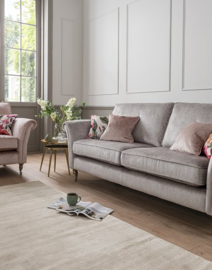 "The Cotswold 2 Seater Sofa is a classic piece which transcends time. Created for comfort and elegance. Width: 222cm/87.4""Depth: 93cm/36.6""Height: 94cm/37""*"