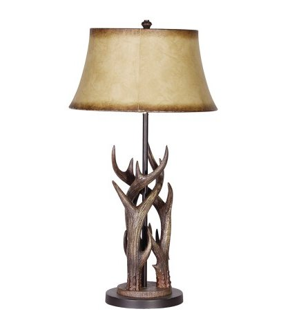 The Antler Table lamp is the perfect accessory to add to a hall or lounge. Dimensions: H: 790mm. Order yours today with DenLiving.