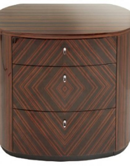 See the Lymn Dresser in your bedroom?This piece comes with extending drawers to perfectly combine style and functionality. Size available upon request.