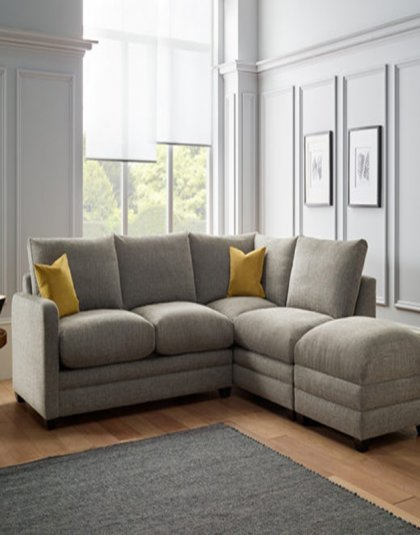 The Maison is a brand-new collection based on inviting proportions and a super comfortable seat. This range includes several sofa bed options.