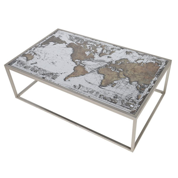 Remarkable Map Print Coffee Table Home Remodeling Inspirations Propsscottssportslandcom