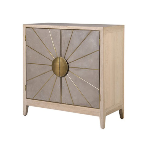 See the Cocoa 2 Door Sideboard in your home?.A perfect storage solution for those high-end setting's.Dimensions: H: 980mm W: 1020mm D: 480m