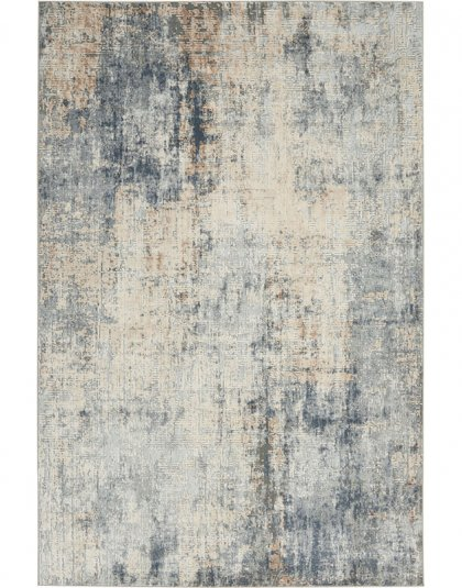 See this Rustic Textures Rug in your home?The Rustic Textures Collection from Nourison blends earthen tones and contemporary abstracts together