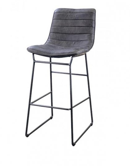 See the NEW Jasper Bar Stool in your dining collection? Order yours today from Den Living, Width: 45cm Depth: 55cm Height: 100cm