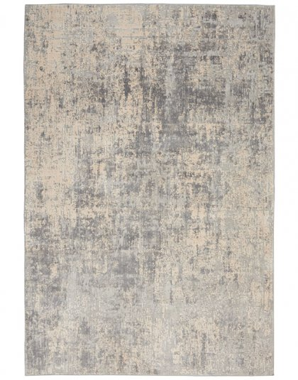 See this Rustic Textures Rug in your home? The Rustic Textures Collection from Nourison blends earthen tones and contemporary abstracts together.