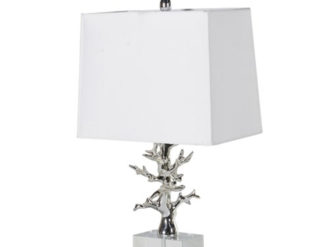 See this Table Lamp Tree with Crystal Base in your homes lighting collection? This piece carries its own elegant and unique design fitting any interior.