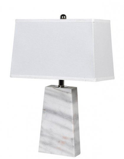 See this White Marble Table Lamp in your homes lighting collection?This piece carries its own bold and unique design whilst lighting up those darker areas.