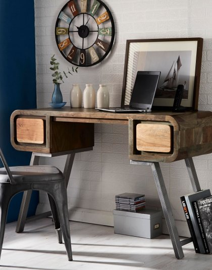 See the Aspen Desk in your home? this range offers a new dimension to furniture whilst still being eco-friendly, modern and versatile. 120CM X 45CM X 75CM