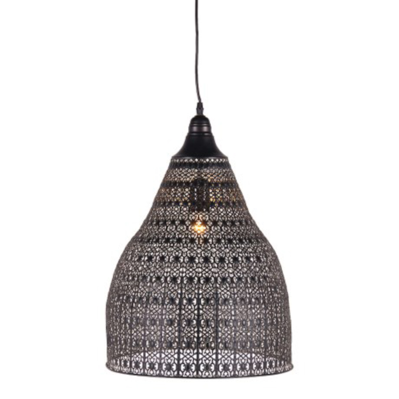 See this Distressed Moroccan Hanging Light in your homes lighting collection? The Moroccan ceiling light will be a stunning addition to add into your home.