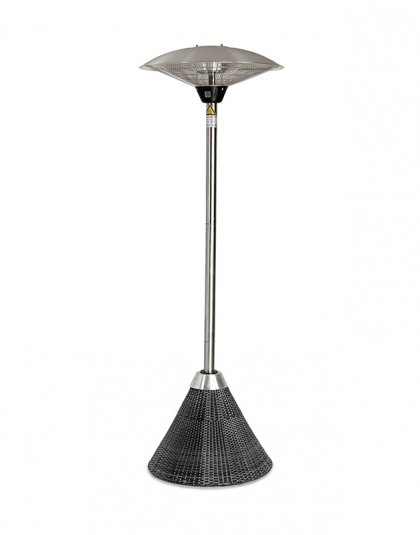 This Tall Patio Heater makes the perfect addition to any of our dining or sofa sets It allows you to extend entertaining long into the summer evenings.