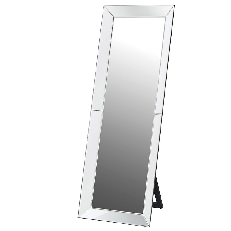 See this Venetian Cheval Mirror in your homes furniture collection?This piece stands tall and exudes a professional and clean design.