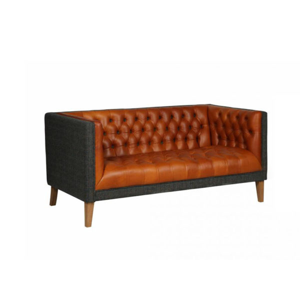 See this Bristol Club 3 Seater Sofa in your seating collection?This piece is the perfect addition to any vintage or industrial setting.